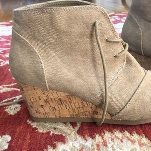 Sugar Shoes - Wedge shoes